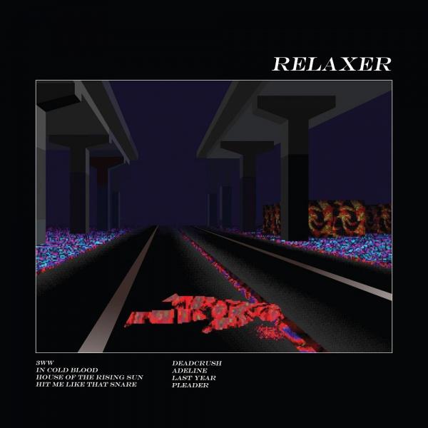 Copertina Vinile 33 giri Relaxer di Alt-J