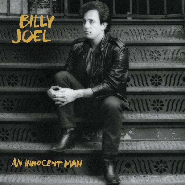 Copertina Disco Vinile 33 giri An Innocent Man di Billy Joel