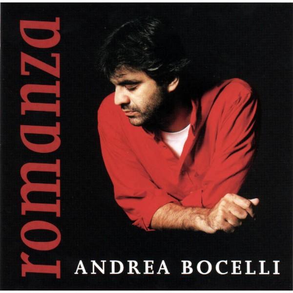 Copertina Disco Vinile 33 giri Romanza [2 LP] di Andrea Bocelli