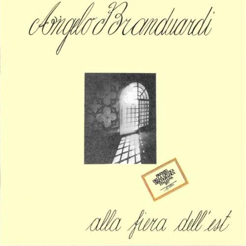 Copertina Disco Vinile 33 giri Alla fiera dell'est di Angelo Branduardi