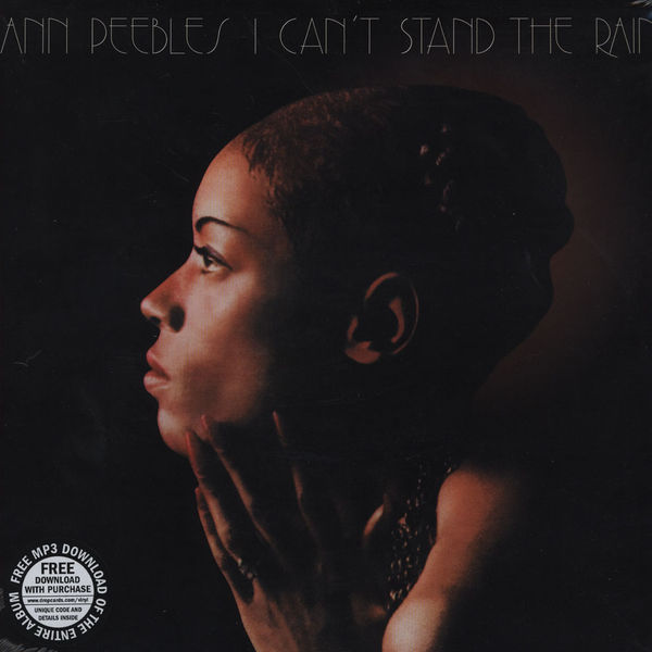 Copertina Disco Vinile 33 giri I Can't Stand the Rain di Ann Peebles