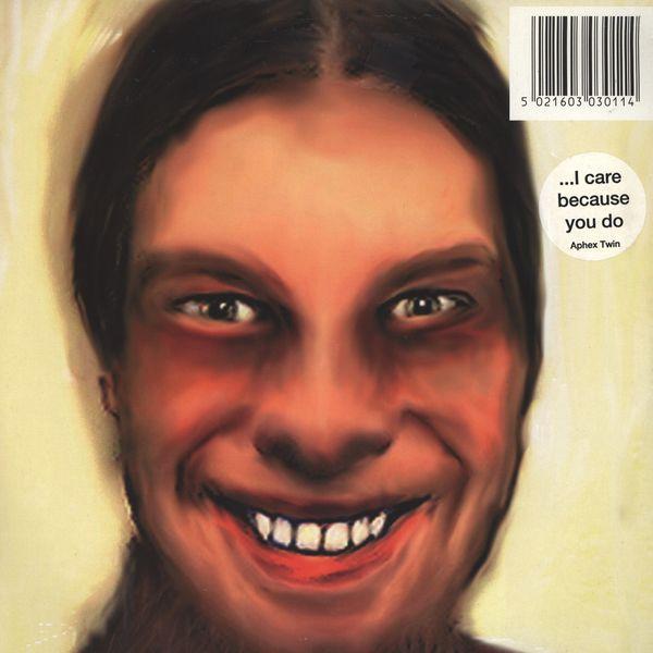 Copertina Disco Vinile 33 giri I Care Because You Do [2 LP] di Aphex Twin