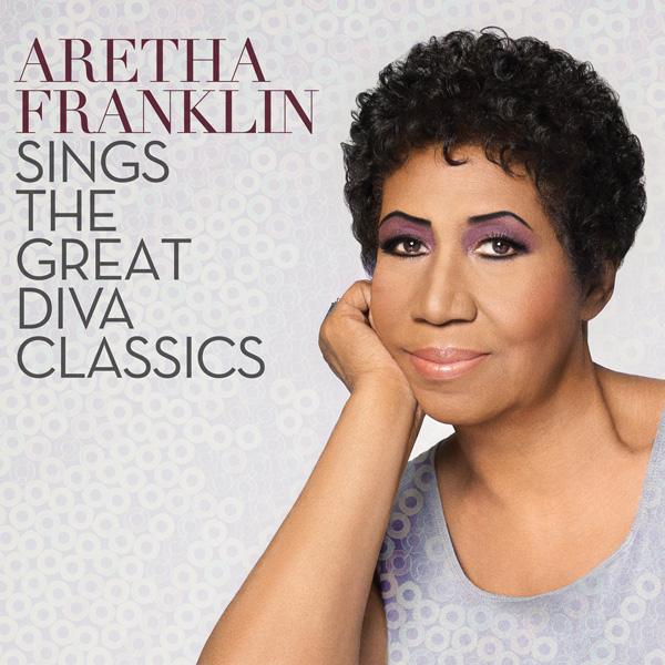Copertina Disco Vinile 33 giri Aretha Franklin Sings the Great Diva Classics di Aretha Franklin