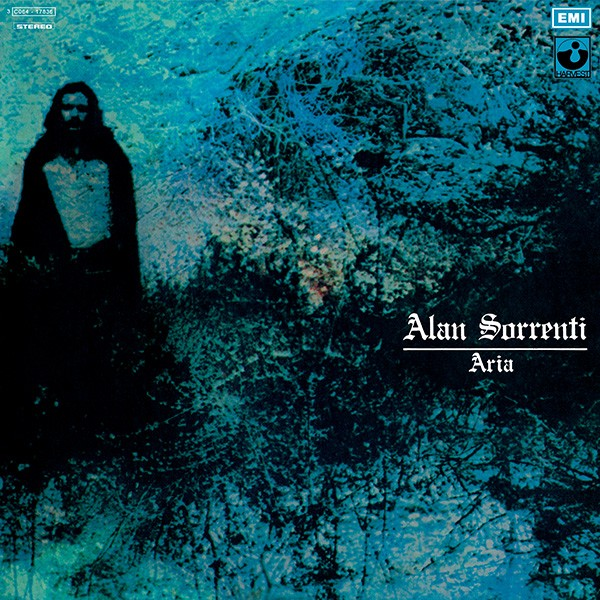 Copertina Disco Vinile 33 giri Aria di Alan Sorrenti