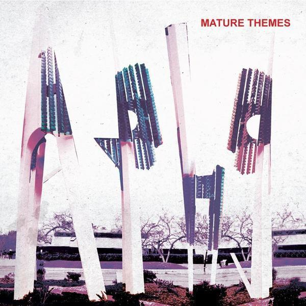 Copertina Disco Vinile 33 giri Mature Themes di Ariel Pink's Haunted Graffiti
