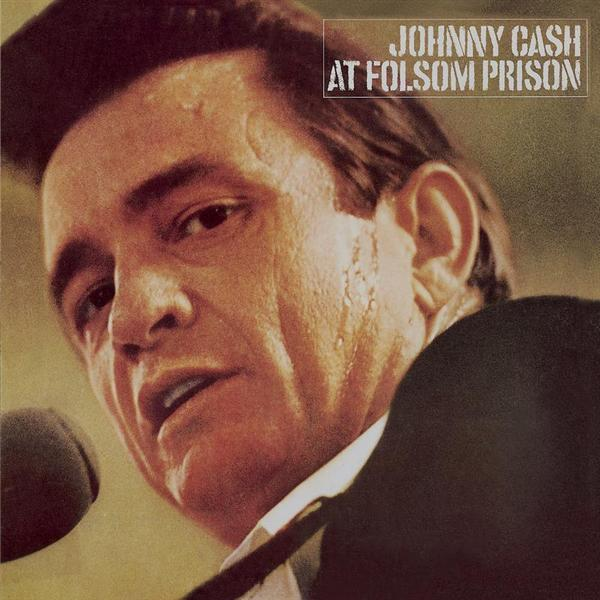 Copertina Disco Vinile 33 giri At Folsom Prison 