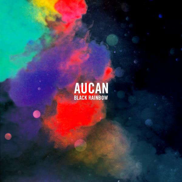 Copertina Disco Vinile 33 giri Black Rainbow [2 LP] di Aucan