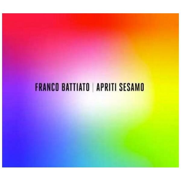 Copertina Disco Vinile 33 giri Apriti Sesamo di Franco Battiato