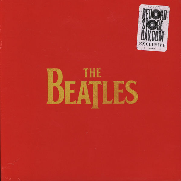 Copertina Disco Vinile 33 giri The Singles Box Set [Cofanetto 4xLP] di The Beatles