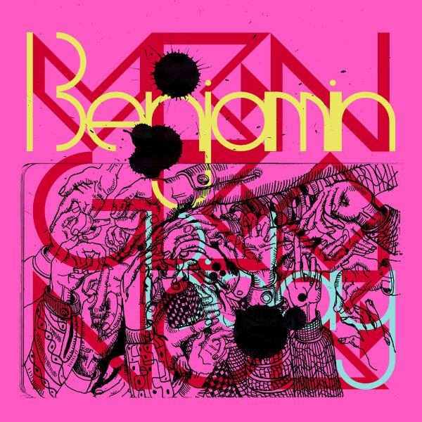 Copertina Disco Vinile 33 giri Vengeance di Benjamin Biolay