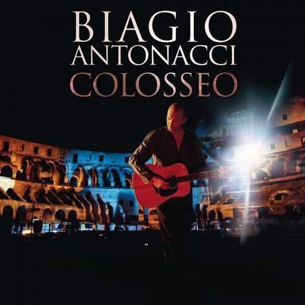 Copertina Disco Vinile 33 giri Colosseo di Biagio Antonacci