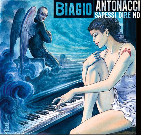 Copertina Disco Vinile 33 giri Sapessi dire no di Biagio Antonacci