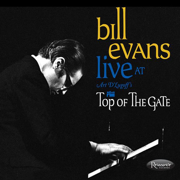 Copertina Disco Vinile 33 giri Live At Art D'Lugoff's Top Of The Gate [3 LP] di Bill Evans