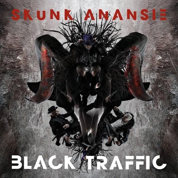 Copertina Disco Vinile 33 giri Black Traffic  di Skunk Anansie
