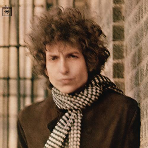 Copertina Disco Vinile 33 giri Blonde on Blonde di Bob Dylan