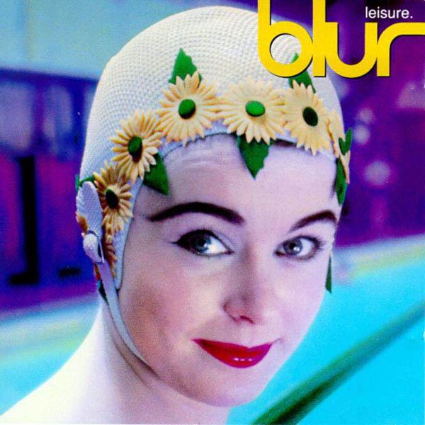 Copertina Disco Vinile 33 giri Leisure  di Blur