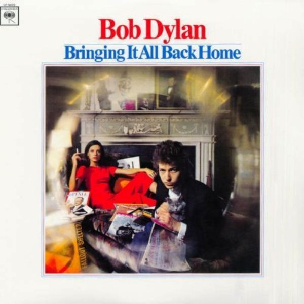 Copertina Vinile 33 giri Bringing It All Back Home di Bob Dylan