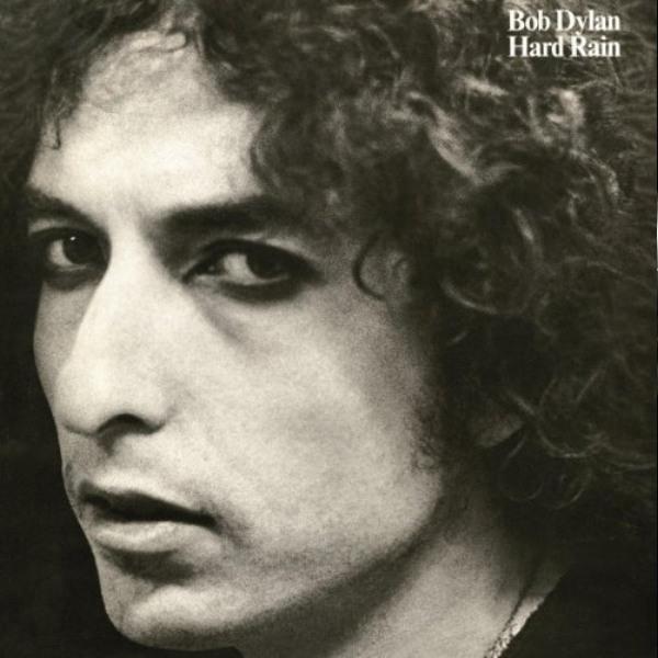 Copertina Vinile 33 giri Hard Rain di Bob Dylan