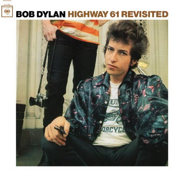 Copertina Vinile 33 giri Highway 61 Revisited di Bob Dylan