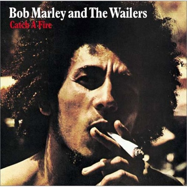 Copertina Disco Vinile 33 giri Catch A Fire di Bob Marley & the Wailers