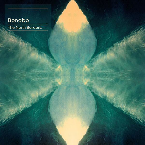 Copertina Disco Vinile 33 giri The North Borders [2 LP] di Bonobo