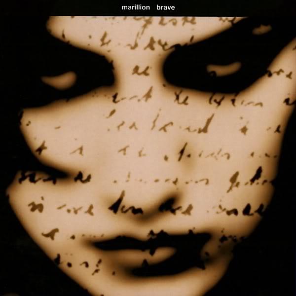 Copertina Disco Vinile 33 giri Brave [2 LP] di Marillion