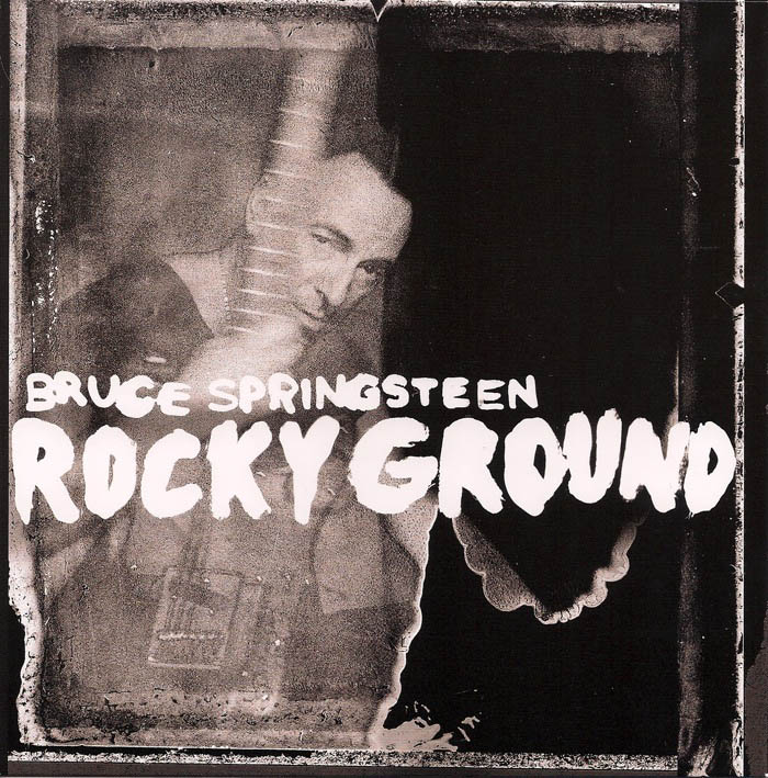 "Copertina Disco Vinile 33 giri Rocky Ground [Singolo 7""] di Bruce Springsteen"