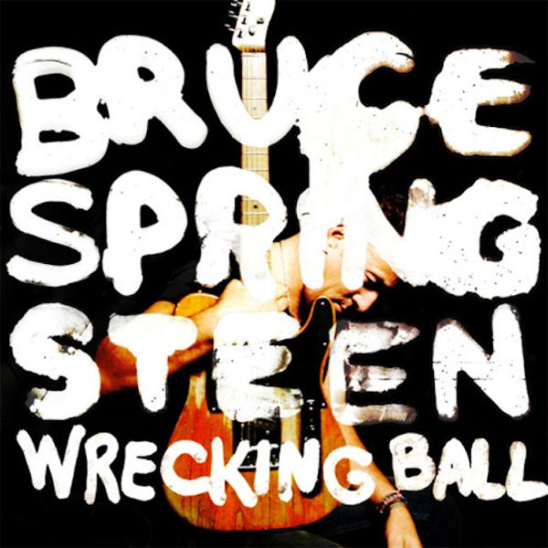 Copertina Disco Vinile 33 giri Wrecking Ball [2 LP+CD] di Bruce Springsteen