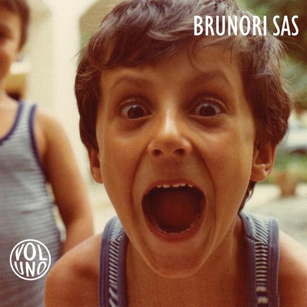 Copertina Disco Vinile 33 giri Vol. 1 di Brunori Sas