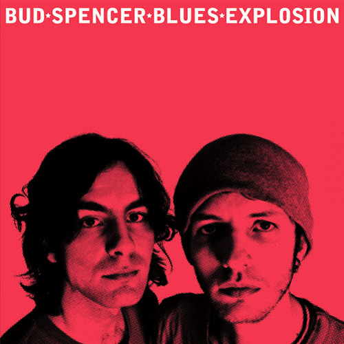 Copertina Disco Vinile 33 giri Bud Spencer Blues Explosion