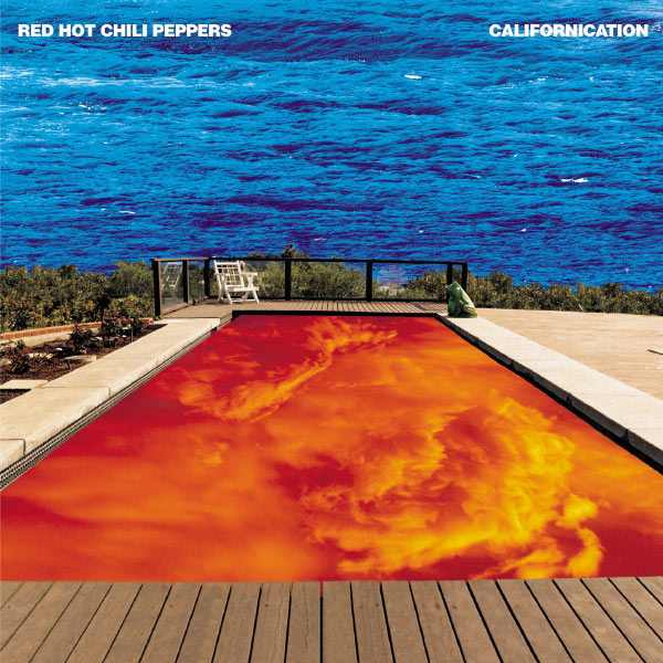 Copertina Disco Vinile 33 giri Californication [2 LP] di Red Hot Chili Peppers