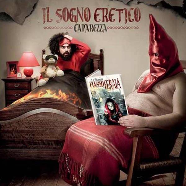 Copertina Vinile 33 giri Il Sogno Eretico [2 LP] di Caparezza