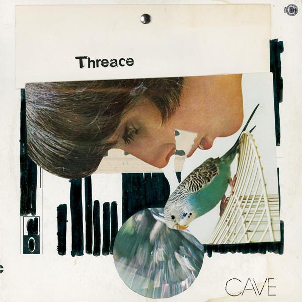 Copertina Disco Vinile 33 giri Threace di Cave