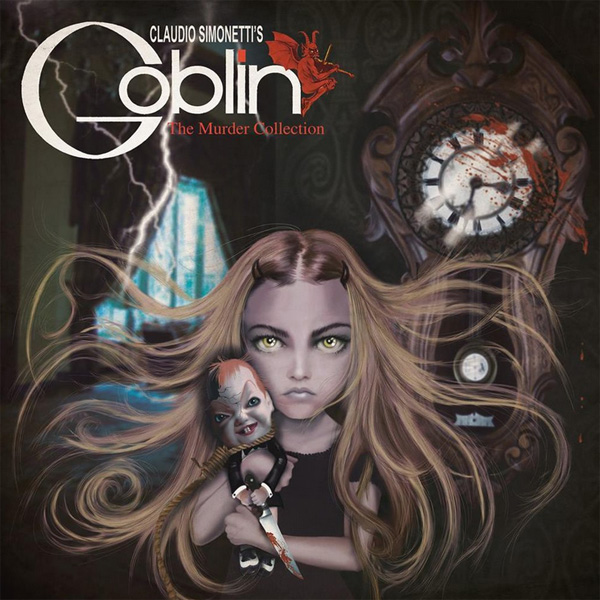 Copertina Disco Vinile 33 giri The Murder Collection di Goblin