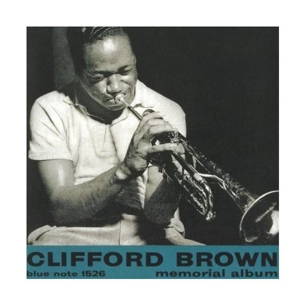 Copertina Disco Vinile 33 giri Memorial Album di Clifford Brown