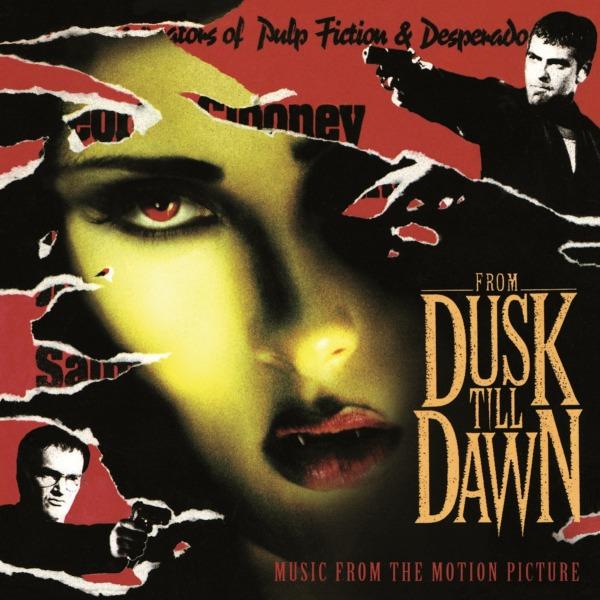Copertina Disco Vinile 33 giri Dal tramonto all'alba [Soundtrack LP]