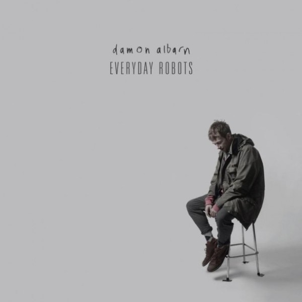 Copertina Disco Vinile 33 giri Everyday Robots [2 LP + CD] di Damon Albarn