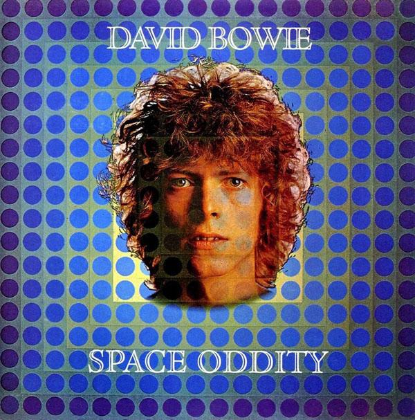 Copertina Disco Vinile 33 giri Space Oddity di David Bowie