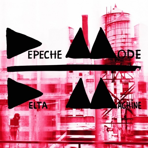 Copertina Disco Vinile 33 giri Delta Machine [2 LP] di Depeche Mode