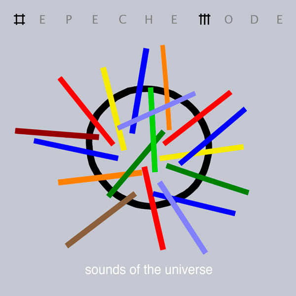 Copertina Disco Vinile 33 giri Sounds Of The Universe [2 LP] di Depeche Mode