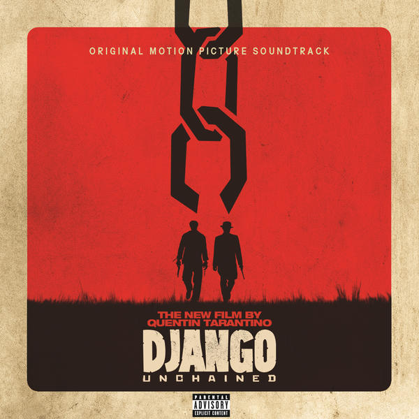 Copertina Disco Vinile 33 giri Django Unchained [2LP Soundtrack] di Artisti Vari