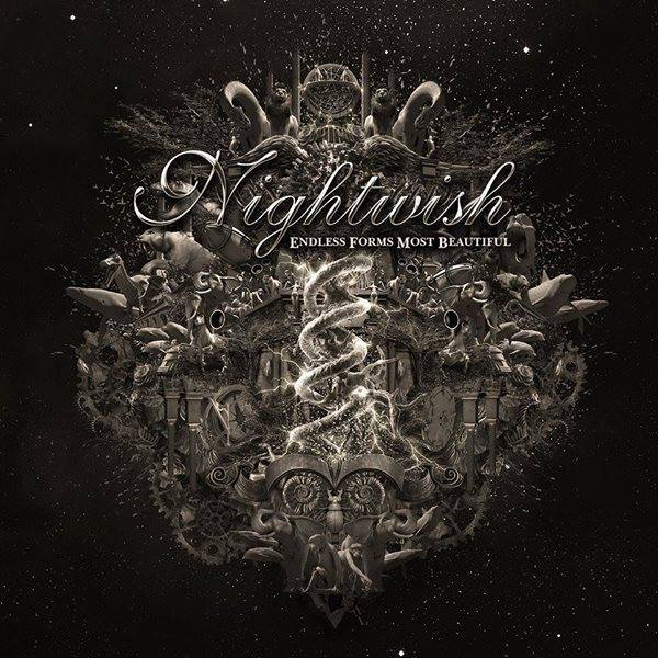Copertina Disco Vinile 33 giri Endless Forms Most Beautiful [2 LP] di Nightwish