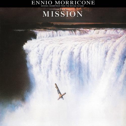 Copertina Disco Vinile 33 giri The Mission [Soundtrack LP] di Ennio Morricone