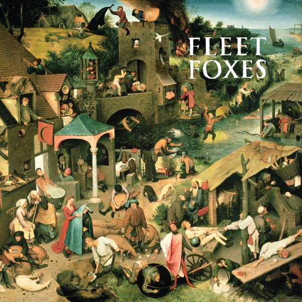 Copertina Vinile 33 giri Fleet Foxes  di Fleet Foxes