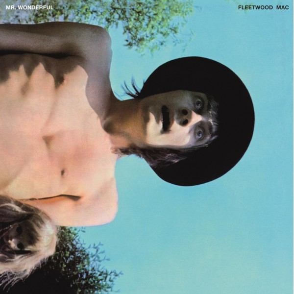 Copertina Disco Vinile 33 giri Mr. Wonderful di Fleetwood Mac