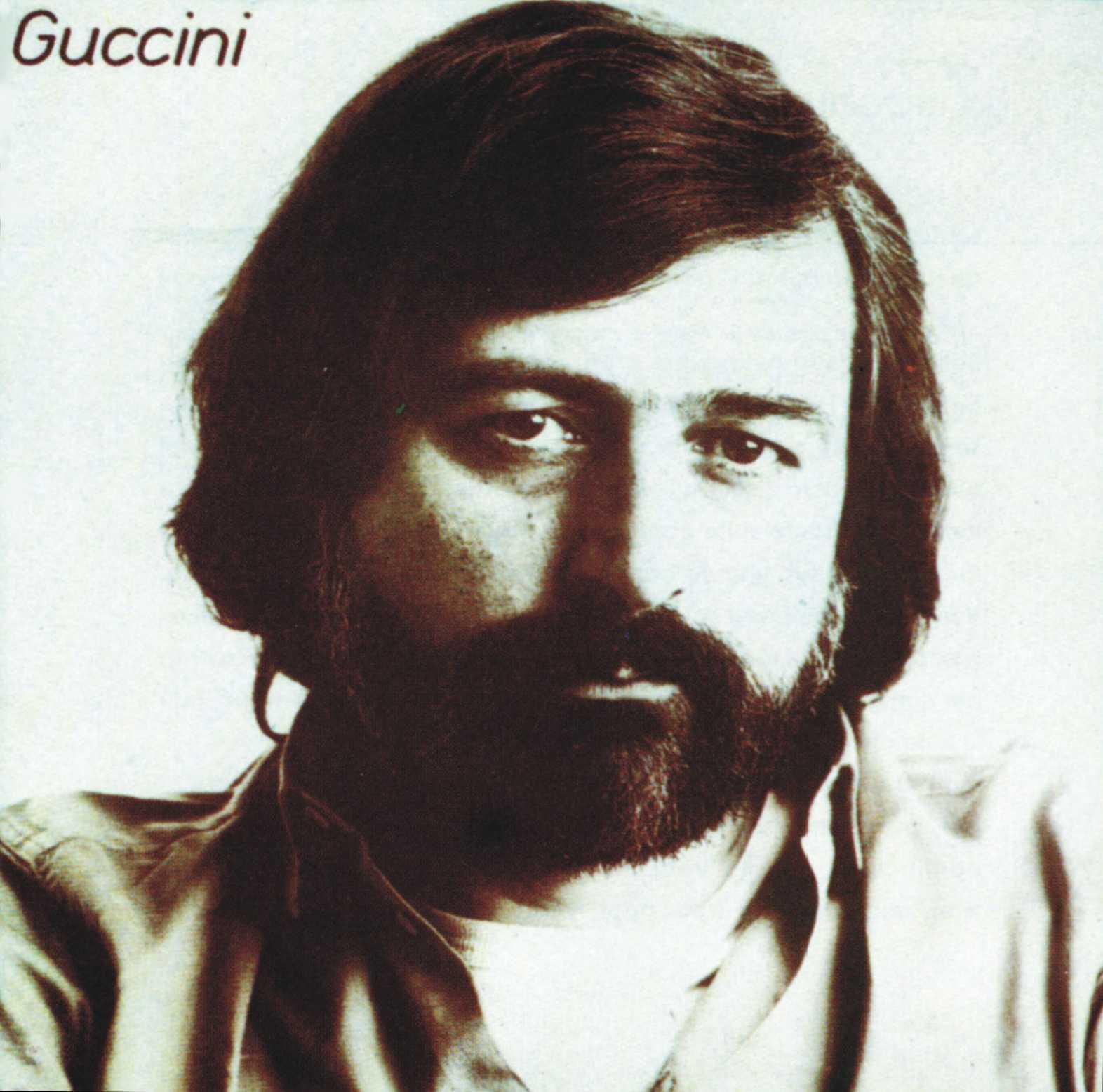 Copertina Disco Vinile 33 giri Guccini di Francesco Guccini