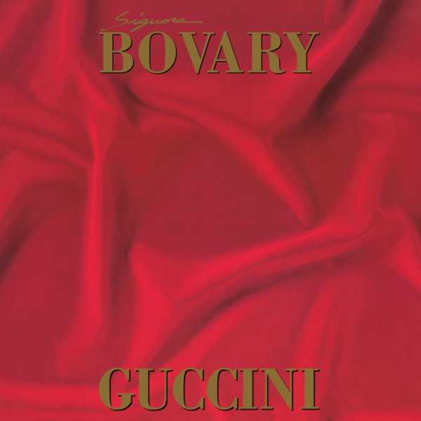 Copertina Disco Vinile 33 giri Signora Bovary di Francesco Guccini