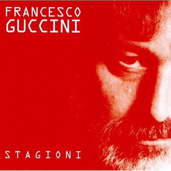 Copertina Disco Vinile 33 giri Stagioni di Francesco Guccini