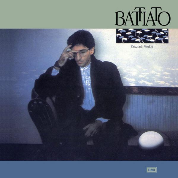 Copertina Disco Vinile 33 giri Orizzonti perduti di Franco Battiato