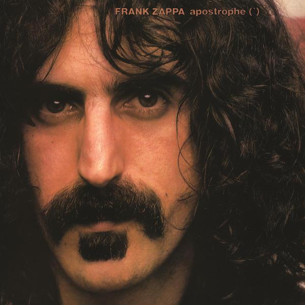 Copertina Disco Vinile 33 giri Apostrophe di Frank Zappa